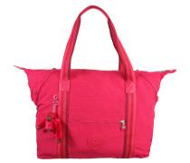 """Reisetasche """"Art M"""", erweiterbar, Trolleyschlaufe, Pink"""