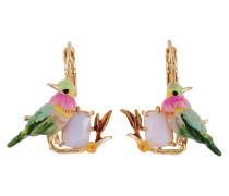 Ohrhänger, Kolibri, farbenfroh, AFLA102D/1