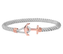 Ankerarmband PHREP Lite IP Roségold Nylon  PH-PHL-N-R-Gr-XS
