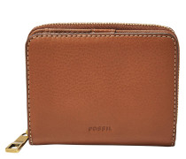 "Geldbörsen für Damen ""EMMA"" MINI MULTIFUNCTION BROWN, Braun"