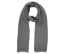Schal, Streifen-Design, uni