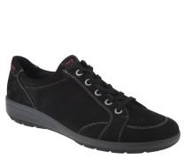 Sneaker, Leder, herausnehmbare Sohle