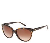 "Sonnenbrille ""MK 2045"", Schildpatt-Optik, Cateye-Look"