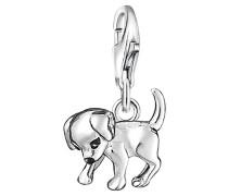 Charm-Anhänger Hunde-Welpe