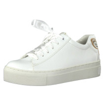 Sneaker, Plateau-Sohle
