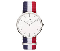 Classic Collection Armbanduhr Cambridge Silver DW00100017