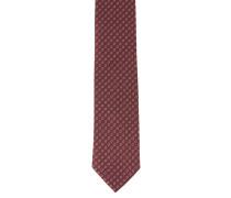 Krawatte, reine Seide, Punkte