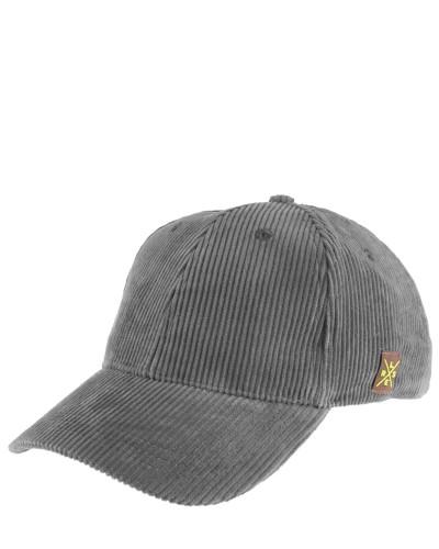 Cap, Cord, Logo-Patch