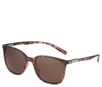Sonnenbrille, Wayfarer-Stil, Tortoise-Muster