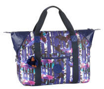 ART M URBAN FLOWER BL, Blau