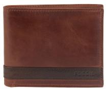 Geldbörsen für Herren QUINN LG COIN POCKET BIFOLD (Scheint.KlappeMitteQF), Braun