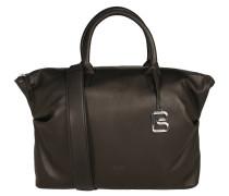 """Handtasche """"Stockholm 37"""", Rindsleder, Schultergurt, Schwarz"""