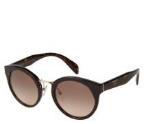 """Sonnenbrille """"SPR05T"""", Schildpatt-Optik, Cateye-Look"""