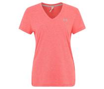 Trainingsshirt, meliert, kühlend, für Damen, Pink