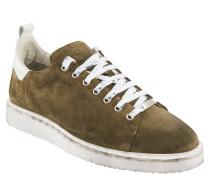 Sneaker, Leder, Used-Look