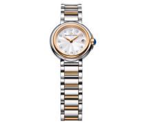 Damenuhr Fiaba Date Diamant rosévergoldet Bicolor FA1003-PVP13-150