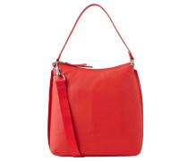 """Handtasche """"Toulouse 4"""", Leder, Rot"""