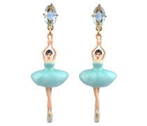 """Ohrring """"Pas de Deux"""", XDD115T/1, Ballerina, Glaskristall"""