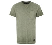 """T-Shirt """"Elemir"""", Used-Optik, Stickerei"""