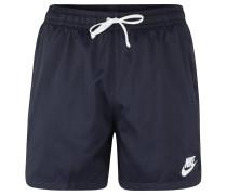 Shorts, Mesh-Futter, Eingrifftaschen, für Herren, Blau