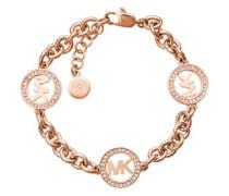 Armband, Edelstahl, rosegold, MKJ4731791