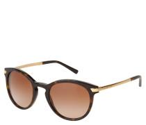 """Sonnenbrille """"MK 2023 Adrianna III"""", goldene Bügel"""