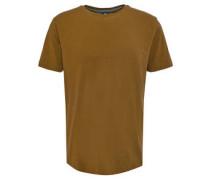 T-Shirt, Rundhals, Stickerei