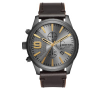 Herrenuhr, DZ4467, Gunmetal Ip