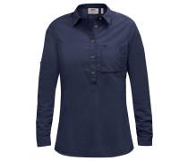 """Langarmbluse """"High Coast Shirt LS W"""", leicht, schnelltrocknend, für Damen, Blau"""