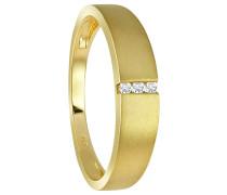 Diamant-Ring Gold 375