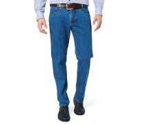 "Jeans-Hose ""Nigel 1"", Blau"