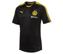 T-Shirt, BVB-Emblem, Borussia Dortmund, für Kinder, Schwarz