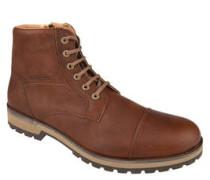 """Boots """"Adventure"""", Leder, aufgesetzte Vorderkappe"""