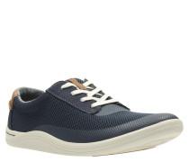 Sneaker Mapped Vibe, Blau