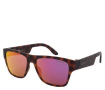 """Sonnenbrille """"5002/ST"""", Schildpatt-Optik, farbige Gläser"""