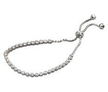 Zug-Armband Silber