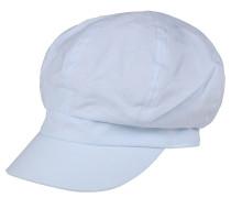 Cap, reine Baumwolle, Elastik-Einsatz