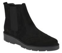 Chelsea-Boots, Leder, kräftige Sohle