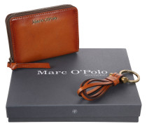 Geschenkbox, Geldbörse, Schlüssel-Anhänger, Leder