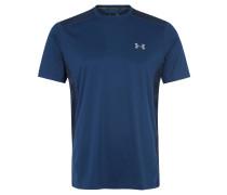 Trainingsshirt, HeatGear, Mesh, für Herren, Blau