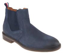 "Chelsea Boots ""R2285OUNDER 2N"", Leder, Reißverschluss, Blau"