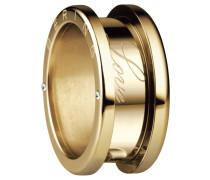 Arctic Symphony Außenring, breit IP gold, glänzend 520-20