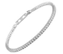 Armband, Sterling Silber 925, -Zirkonia, zus. 2,04 ct