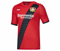 Bayer 04 Leverkusen Trikot Away 2016/17, für Kinder, Rot