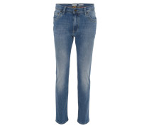 "Jeans ""Madrid"", Modern Fit, Waschung, Baumwoll-Mix"