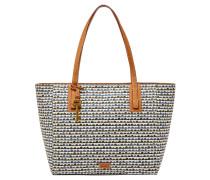 Handtaschen für Damen EMMA TOTE BLUE PRINT, Mehrfarbig