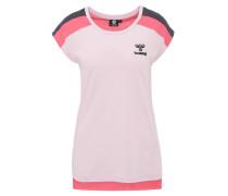 T-Shirt, verlängerter Rücken, überschnittene Schulter