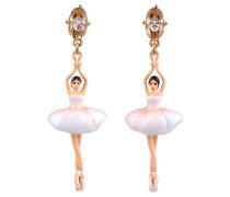 """Ohrringe """"Toe Dancing"""", WDD115T/2, Ballerina, Glaskristall"""