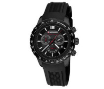 Herrenuhr Black Night Chrono 01.0853.109