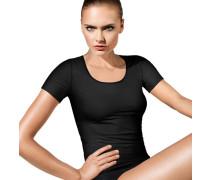 """T-Shirt """"Pure"""", 59781, uni, glatt, Schwarz"""